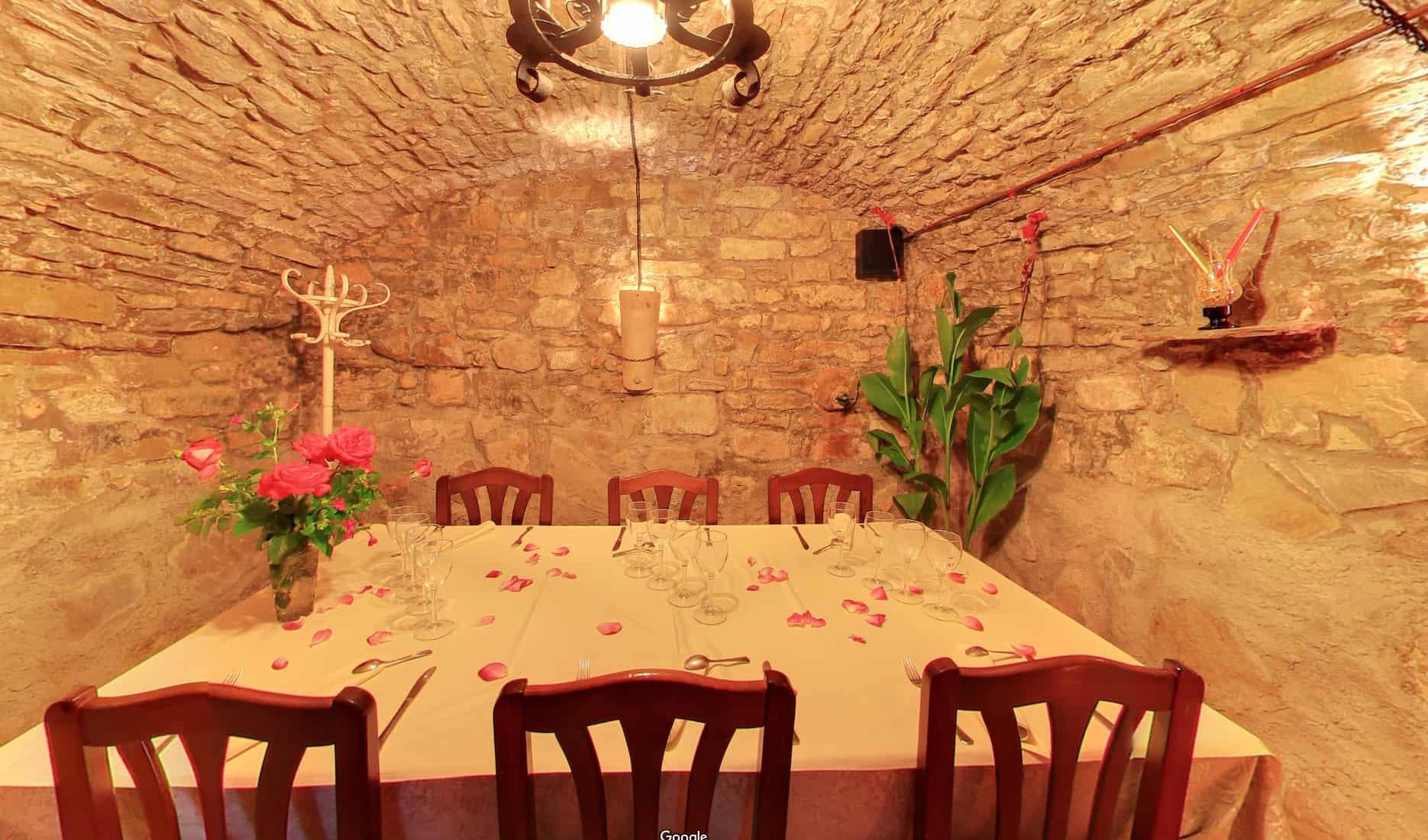 Restaurant per celebracions íntimes